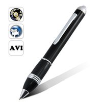 Wholesale Pinhole Camera Sd - 25fps Spy Pen Pinhole Video Camera with Motion Detection Support 8G micro SD
