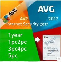 AVG Internet Security 2017 AVG antivírus software de segurança na Internet por 1 ano