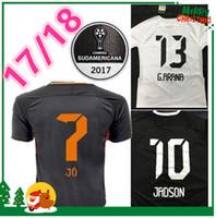 Soccer Men Short Brazil Corinthian 2017 2018 Paulista Soccer Jerseys 17 18  Gilchmei Best Thailand Quality f4e4259fb