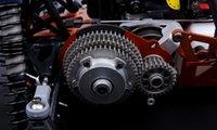 Wholesale Hpi Baja 5b Gearing - Rovan 1 5 baja metal 3 speed gear set transmission kit for HPI KM ROVAN BAJA 5B 5T SS