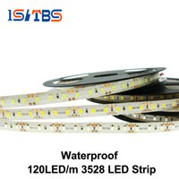 Striscia impermeabile 3528 LED Strip 120 LED m DC12V striscia bianca calda bianca calda bianca LED 3528/2835.
