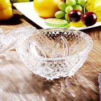 Wholesale Crystal Canisters Wholesale - Kitchen Jar Seal Canister Nuts Sealed Storage Tank Crystal Glass Candy Jar With cover Transparent Glass Bottle Storage Tank Seal