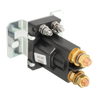 Relais De Puissance De Voiture Pas Cher-4 broches sur 500A AMP 12V DC Relay On / Off Car Auto Power Switch Plastic