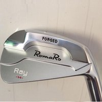 Wholesale golf clubs online - New Golf Clubs RomaRo Ray H Golf irons Set P RomaRo Golf clubs Dynamic Gold Steel shafts and Clubs Grips