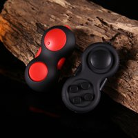 Wholesale Decompression cube two generation game handle decompression Rubik s cube puzzle toy Fidget Pad decompression handle fidget toys