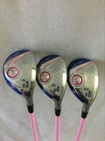 "Wholesale Golf Clubs Rescue - Women Golf clubs XXio9 MP900 Hybrids Woods 19 21 23"" Lady Graphite shaft 3PCS XX10 MP900 Golf Hybrid Rescues Right hand"