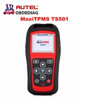 Wholesale Car Diagnostics Auto Scanner - AUTEL MaxiTPMS TS501 TS 501 TPMS Service Diagnostic Tool Auto Scan Diagnostic Tool OBD2 Car Scanner Diagnostics Tool