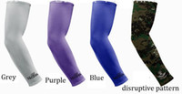Wholesale cool korean boy - 38cm Korean Hicool Cool Golf Arm Sleeve Sun Protection Men UV Protector Summer Sports Cycling Arm Sleeve Arm Warmers Women 7 Colors