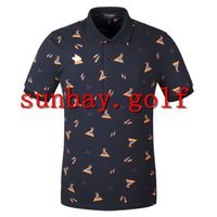 GOLF PG98 RABBIT T Shirts MAGLIA BASSO Colletto girocollo Estate anti-attrito Outdoor Sport T-shirt da Golf PG 89 Pearly Gates