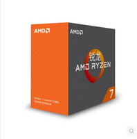 Processore di CPU AMD Ryzen 7 1700X Interfaccia AM4 a 8-core Supporta DDR4