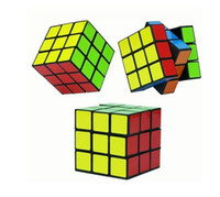 Wholesale Magic Twist Toy - MOQ 1pcs Magic Ultra-smooth Professional Speed Cube Rubik Puzzle Twist Kids Gift
