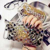 Wholesale Exclusive Cover - For iphone 6 6s 7 8 plus X Luxury Cute Exclusive Customize Name Personal Quicksand glitter Heart case cover