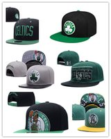 Wholesale Fitted Caps For Cheap - Cheap 2017 newest wholesale Boston Adjustable Celtics Snapback Hat Thousands Snap Back For Men Basketball Cheap Hat men women Baseball Cap