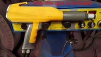 Wholesale Powder Coating Spray - spraying gun and two sets of consumables for powder coat paint system fast shipping
