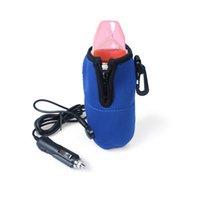 car water heater بالجملة-سيارة السفر الغذاء حليب زجاجة مياه كأس أدفأ سخان للطفل الاطفال عند القيادة