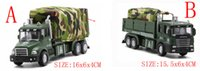 Wholesale Transport Toys For Children - Transport vehicles New High simulation Plastic construction vehicles toys car Military model for child boy gifts