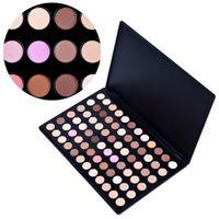 Wholesale Eyeshadow Palette Neutral 72 - Wholesale-Wholesale - Free Shipping 1 Piece Professional 72 Warm Color Neutral Eye Shadow Eyeshadow Palette Makeup kit