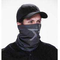 painéis de cães venda por atacado-Assistir Cães Aiden Rosto Máscara Cap Algodão Hat Set Traje Máscara Cosplay Chapéu Dos Homens Painel Tactique Bonés de Beisebol