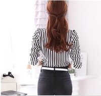 Wholesale Cheapest Formal Shirts - Cheapest New Women's Wear Sexy High Neckline Lace Lady's Chiffon T-Shirt