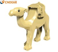Wholesale Wholesale Camel Toy - Jungle Adventure Prince of Persia Camel With Saddle Jabba's Rancor Smaug Building Blocks Children Gift Toys PG1049
