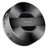 Keling A5 Bluetooth Lautsprecher Mobile Wireless Speaker Mini Lautsprecher Kleine Steel Gun Tragbare Karte Outdoor Subwoofer