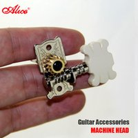 Al por mayor- Sintonizadores de guitarra clásica Guitar Machine Heads 6 piezas / Set Claves de ajuste Tuning Pegs AFD-014A