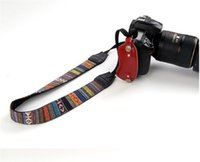 Wholesale Fashion Polyester Camera Belt Camera Neck Strap Mini Camera Bag Belt