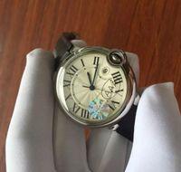 Wholesale New Steel V6 - Top HBB V6 Factory Watches Mens Automatic Movement Eta 2824-2 Watch Calendar Men W69016Z4 Swiss Alligator Skin Leather Wristwatches