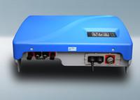Wholesale Solar Grid Tied Inverter - 5KW(5000W) Dual Input MPPT Waterproof IP65 On Grid Tie Solar Power Inverter Wifi Default Conversion Efficiency 99.95%
