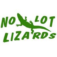 Wholesale Car Decals Lizard - Wholesale 10pcs lot Colorful New Cute Reptile No Lot Lizards Gecko Crocodile Car Sticker for Window Bumper Kayak Home Car Decor Vinyl Decal