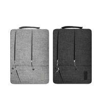 Wholesale China Mobile Tablet Phones - JOYROOM Handbag Ultrabook Laptop Protective Bag Casual Business Multi-functional Bag for Notebook PC, Tablet, Mobile Phone, Stationery