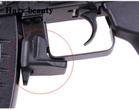 Wholesale Ak Magazines - AKMR FOR AK BLACK Softair tb490 Airsoft Polymer Magazine Release Extension