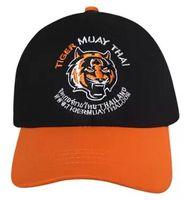 Wholesale Mma Caps - man hats MMA Baseball Caps Tiger Muay Thai M048