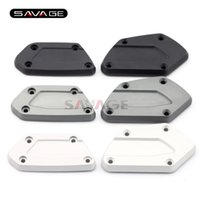 Wholesale Bmw R Motorcycle - For BMW R nineT R1200GS LC  Adventure 2013-2016, R1200RT LC 2014-2016 Motorcycle Front Brake Clutch Fluid Reservoir Cover Caps