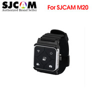 Wholesale Stars Watch Bands - Wholesale- HOT!Original SJCAM Accessories Remote Control WiFi Watch for M20 SJ6 Legend SJ7 Star Sports Camera SJCAM Wrist Band Remote Watch