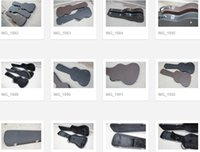 Wholesale Acoustic G - New Hard shell case for G 41 inches 43 inches acoustic guitars