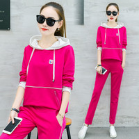 Wholesale Radiation Protection Clothes - 2017 Pregnant women radiation protection clothing to go out of autumn and winter long-sleeved post-natal feeding month clothing suit