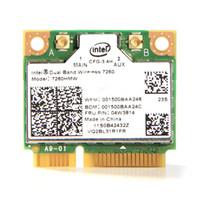 Wholesale intel thinkpad - Wholesale- Wireless Adapter Card for Intel Dual Band 7260HMW AC Bluetooth 4.0 Wireles Wifi Card for Lenovo thinkpad ibm Fru 04W3814