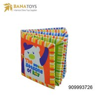 Wholesale Baby Bath Book - New invention four seasons learning baby bath book educational the best of bath toy fabric book