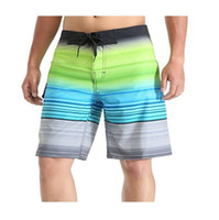 Wholesale Wholesale Man Swimwear Shorts - 2017 Summer New Men's Board Shorts Bermuda Masculina Boardshorts Surf Swim Shorts For Men Swimwear Beach Short Elastic