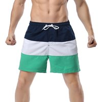 Wholesale Summer Beach Pants for Men Sports Swim Trunks Clothing Leisure Beach Pants Comfortable Casual Fashion Men Beach Shorts Size S M L