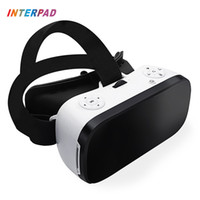 All'ingrosso-Interpad VR TUTTO IN UNO Vetri virtuali di verifica 3D HD Video Game Headset VR Octa Core A7 CPU 2G RAM 16G ROM WIFI 1920 * 1080 VR BOX