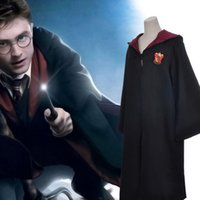 4 stili Harry Potter Costume adulto e bambino Mantello Robe Capo Halloween Cosplay regalo Harry Potter Mantello Robe Capo Harry Potter Costume