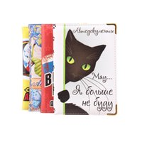 Wholesale Drive Document - Russian popular Cartoon driver license holder PU leather casual fashion auto driving credentials document cover case bag