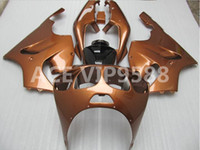 Kawasaki Zx7r Kit De Carenado Naranja Baratos-3 regalos Juego de carenado para KAWASAKI Ninja ZX7R 96 99 00 03 ZX 7R 1996 1999 2000 2003 Orange X9