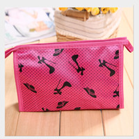Wholesale Cheap Makeup Products - MB-39 Cheap price elegant women cosmetic bag makeup pouch beauty product DHL free shipping DHL !