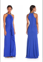 Wholesale Plain Maxi Dresses - 2017 hot summer style newest fashion rhinestone plain dyed original color casual maxi long dresses for women