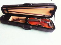 Wholesale Cheap violin triangle solid postage free