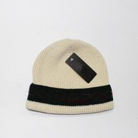 Wholesale Yarn For Sale Wholesale - 2017 Hot Sale Brand Designer Beanies Knitted Hats Caps for Women Men Fashion Hats
