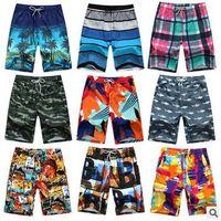 Wholesale Bob Marley Shorts - Bob Marley New Mens Shorts Surf Board Shorts Summer Sport Beach Homme Bermuda Short Pants Quick Dry Silver Boardshorts CCA5645 30pcs